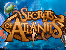 Игровой автомат Secrets of Atlantis в онлайн казино Champion
